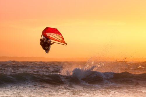 Encadrant Windsurf