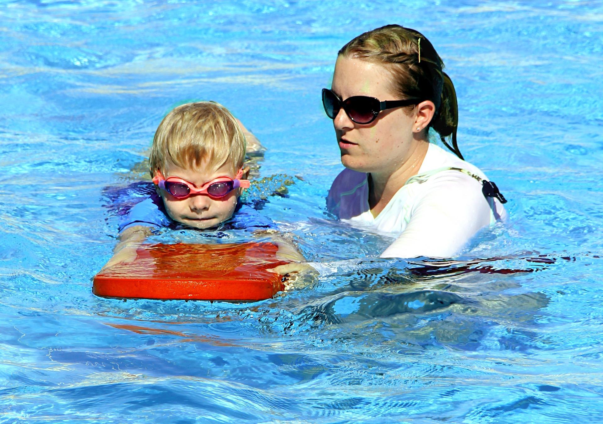 Maître-nageur sauveteur